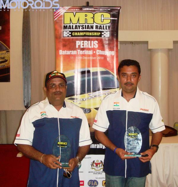 Sanjay-Takale-and-Mussa-Sheriff-Malaysian-Rally-Championship-2010