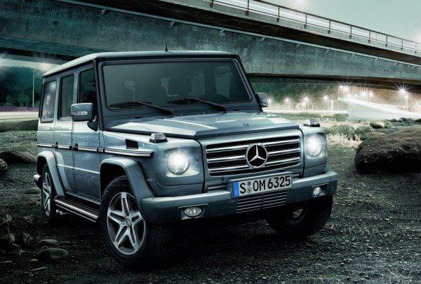 Upcoming 2016 Mercedes-Benz G-Class