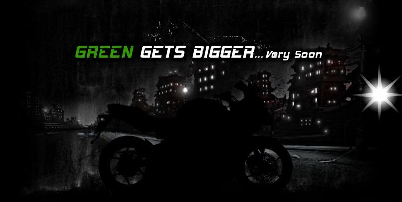 Bajaj plans to launch the 650R as the teaser is put up on its website
