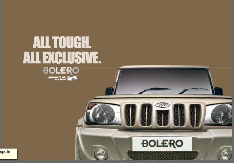 Bolero Special Edition