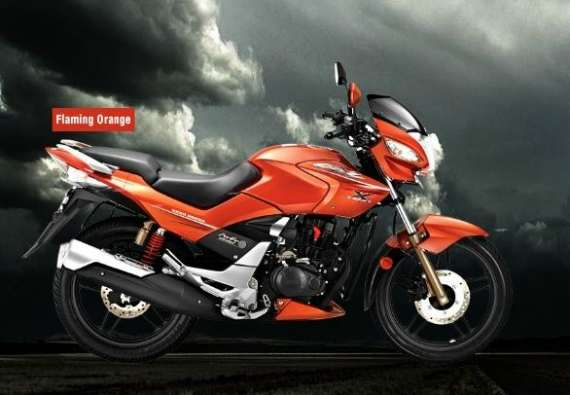 CBZ Xtreme Flaming orange