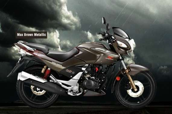 CBZ Xtreme Max Brown Metallic