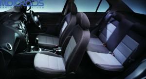 Ford Fiesta Classic interior