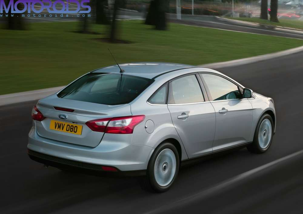 Ford Focus sedan india