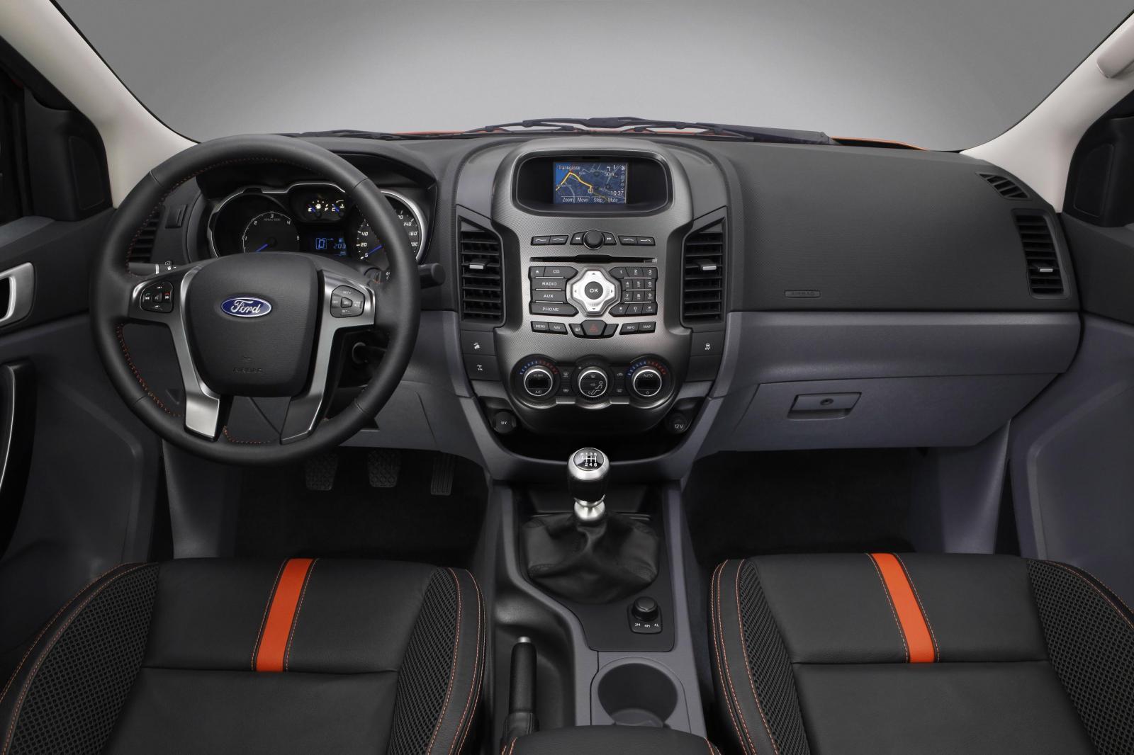 Ford Ranger Truck / Endeavour (1)