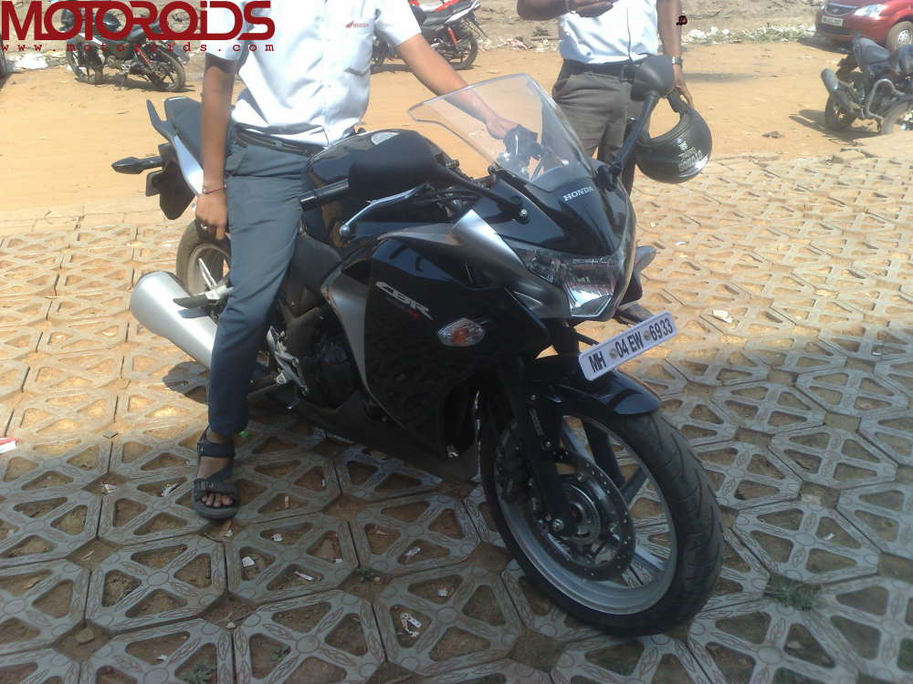 Honda CBR250R review road test india