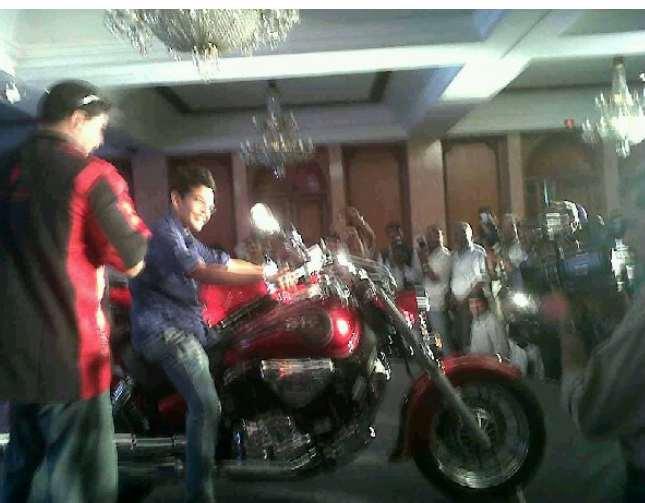 Hyosung India launch ST7