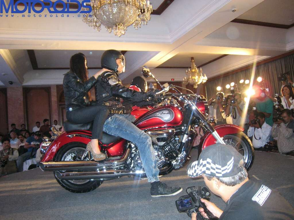Hyosung ST7 and GT650R India launch (3)