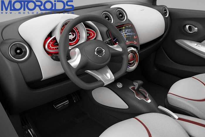 Nissan Compact Sport Concept