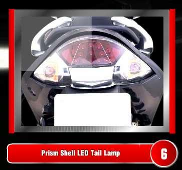 Prism LED Lamp