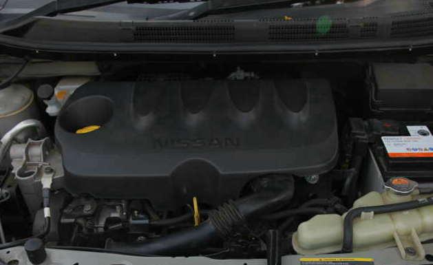 Nissan Micra diesel 1.5 DCi engine