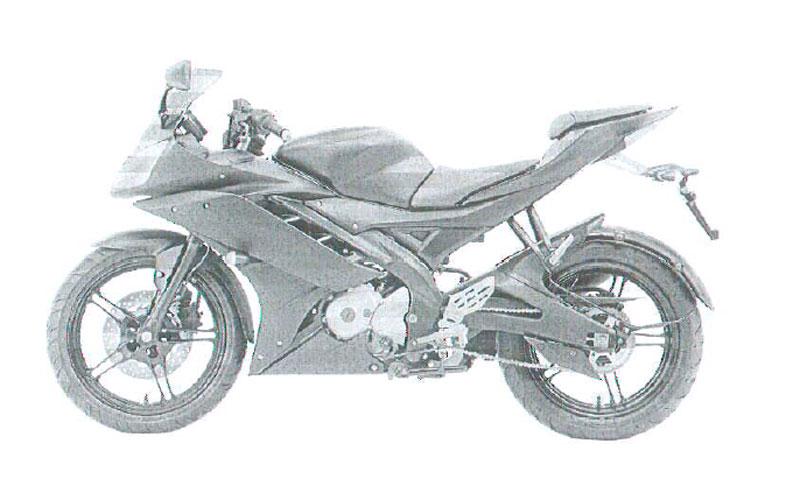 2011 new Yamaha r15 facelift