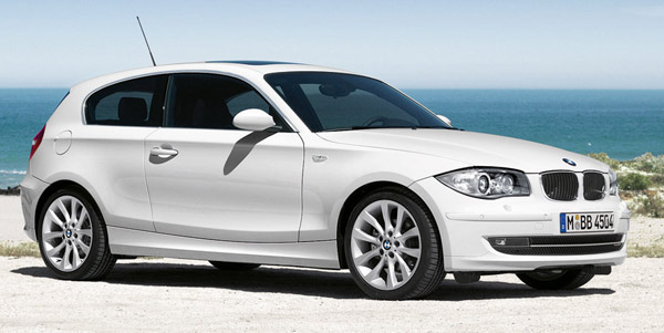 BMW will enter the hatchback segment with 1-series and Mini Cooper family in two years say by 2013