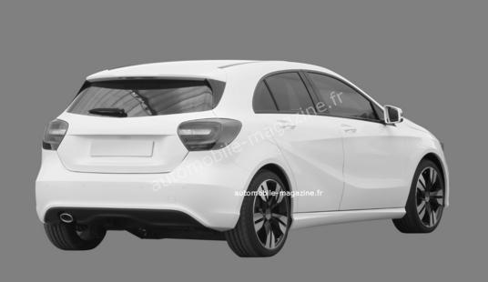 2012 Mercedes A-Class