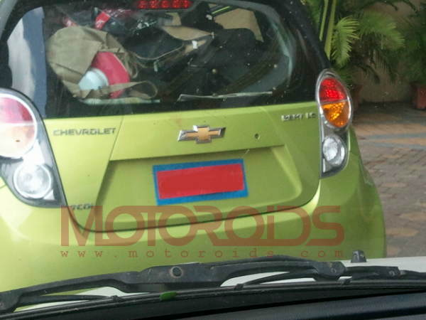 Chevrolet Beat diesel TCDi