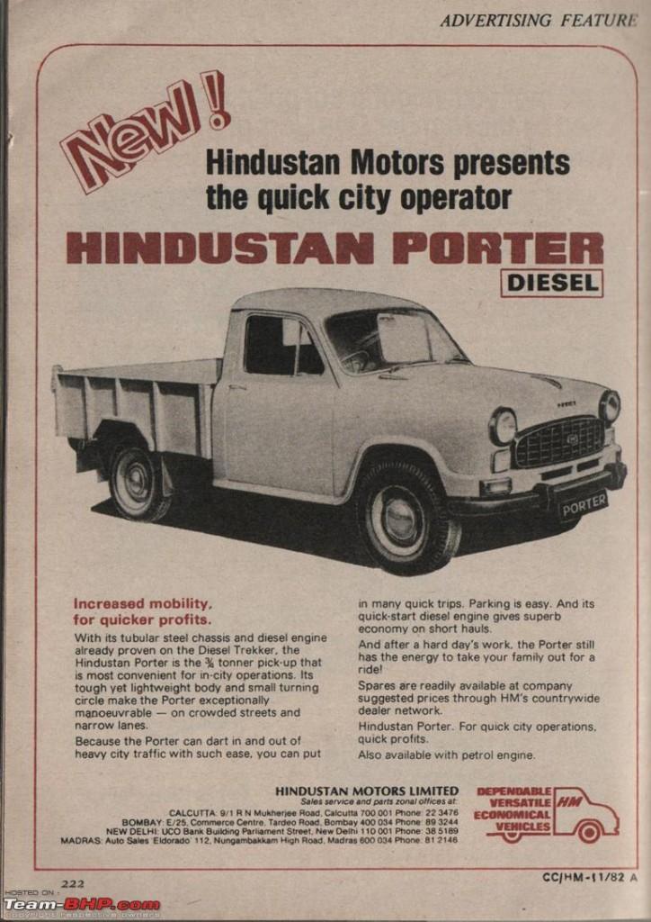 HM Porter