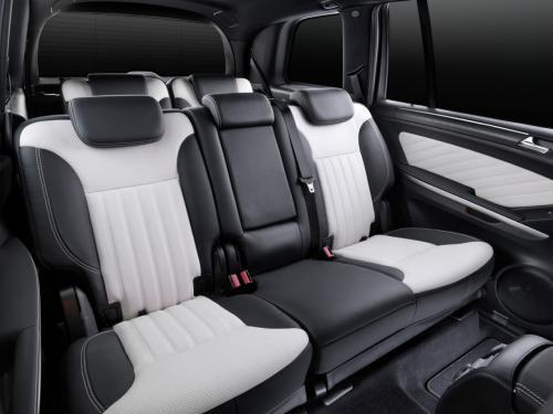 Mercedes Showcases GL Grand Edition
