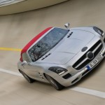 Mercedes teases with some details of the SLS AMG Roadster