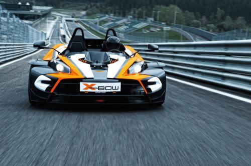 KTM Introduces X-Bow Race Car