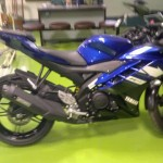 New Yamaha R15, more spy pics and details