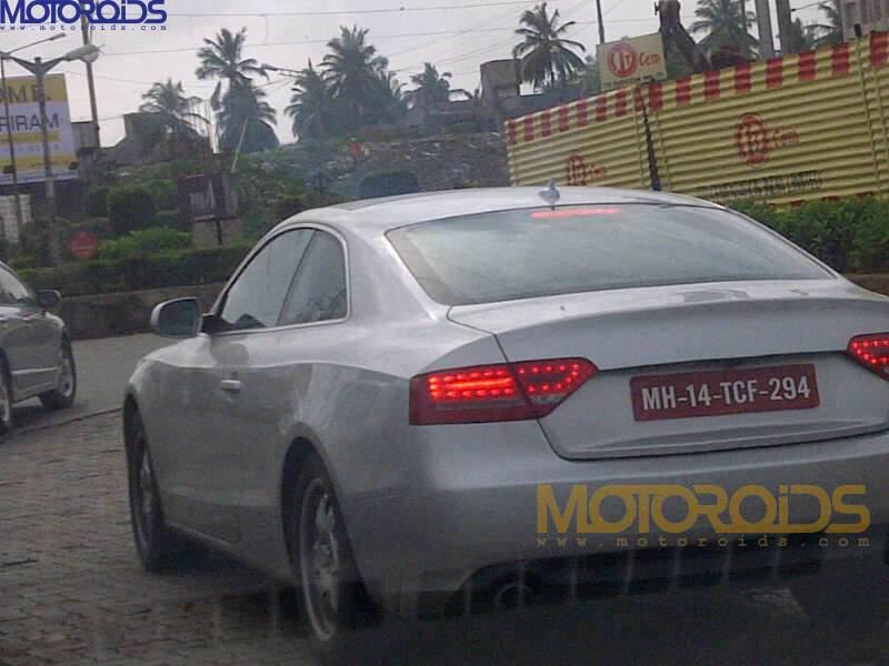 Adi A5 Coupe India