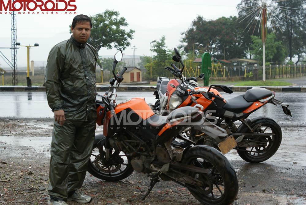 Bajaj KTM Duke 200 India
