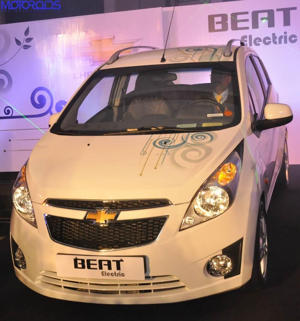 Chevrolet Beat EV