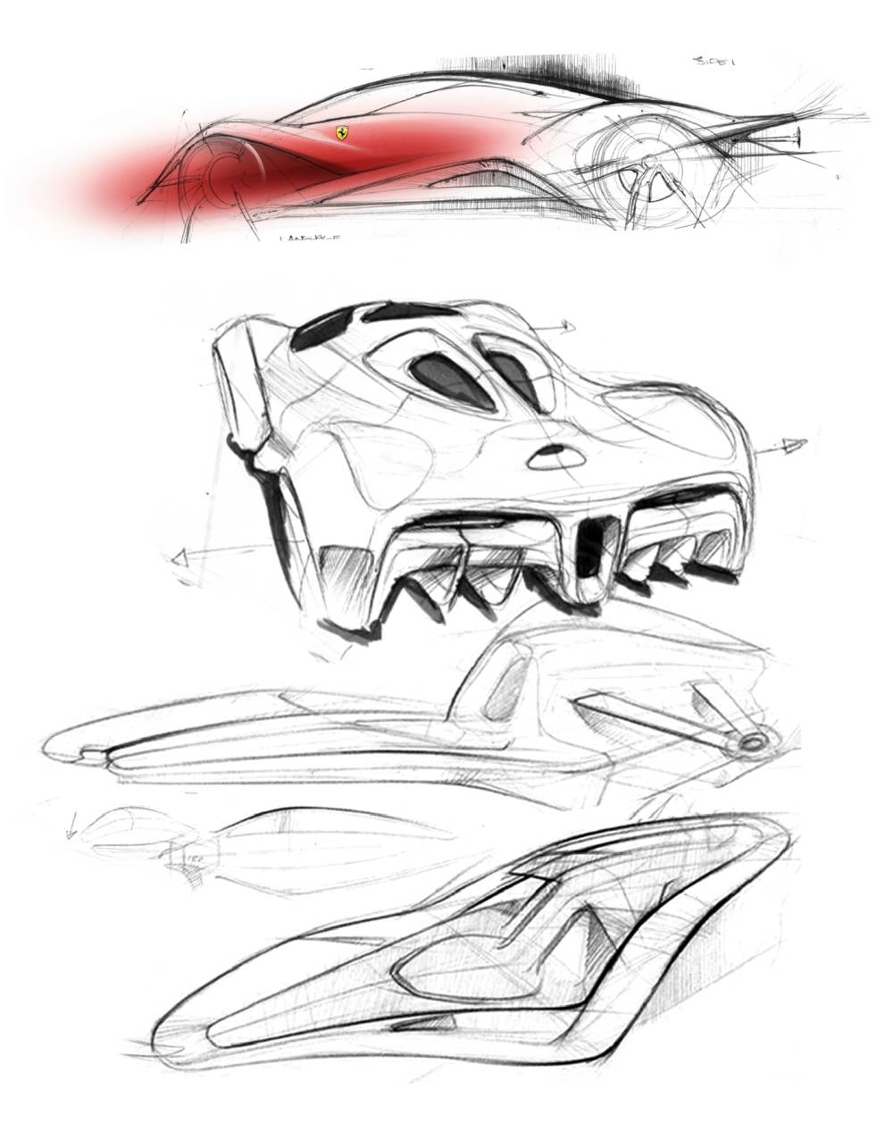 Ferrari Design Contest