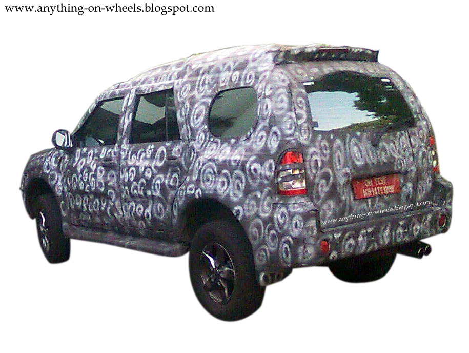 Force SUV : New Clear Images Emerge