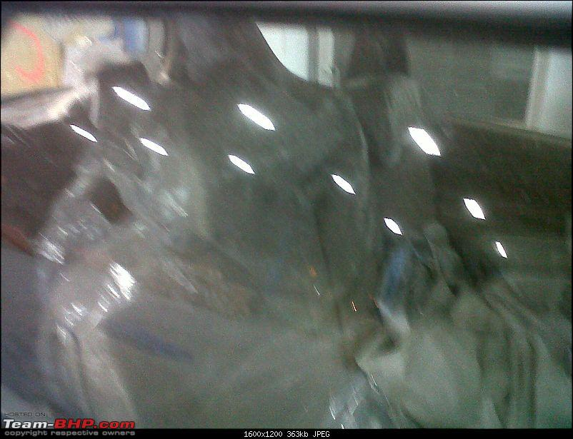 Maruti Suzuki R3 interior spy pics