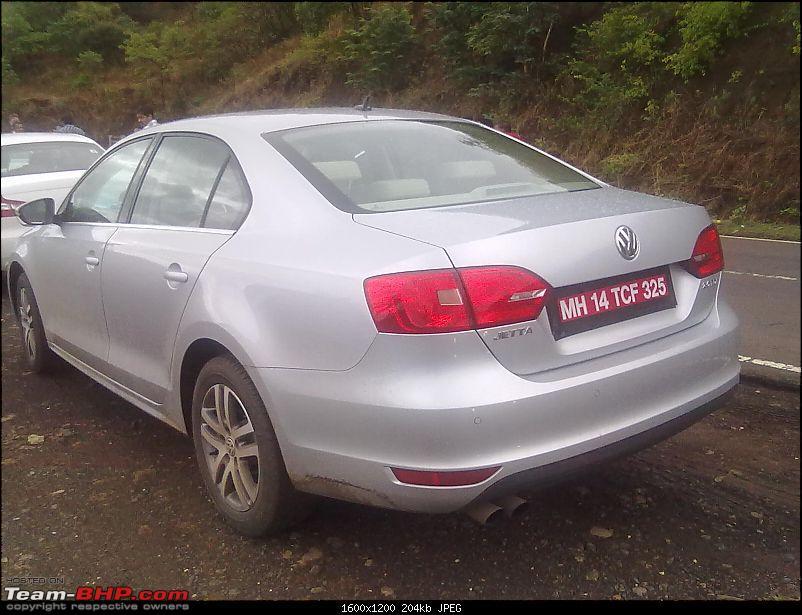 VW Jetta India
