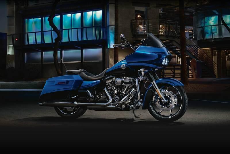 2012 Harley Davidson range (9)