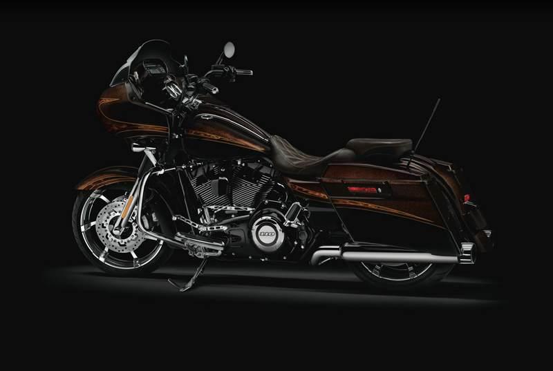 2012 Harley Davidson range (8)