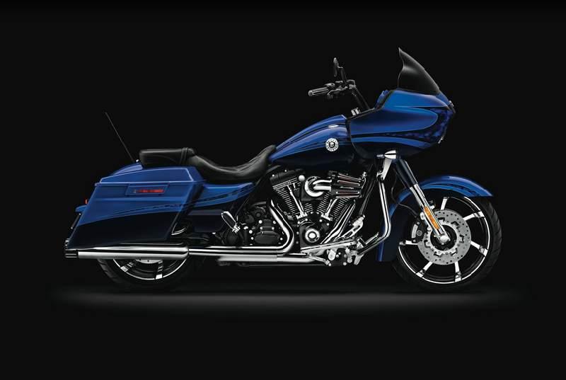 2012 Harley Davidson range (10)