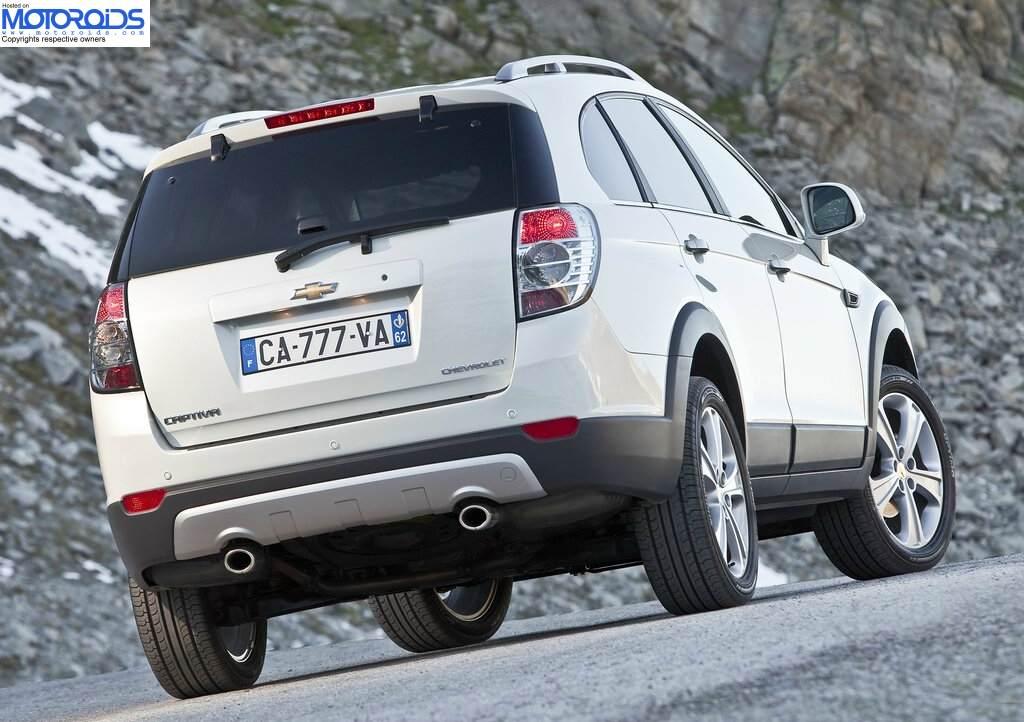 2012 Chevrolet Captiva (9)
