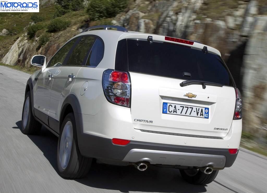 2012 Chevrolet Captiva (8)