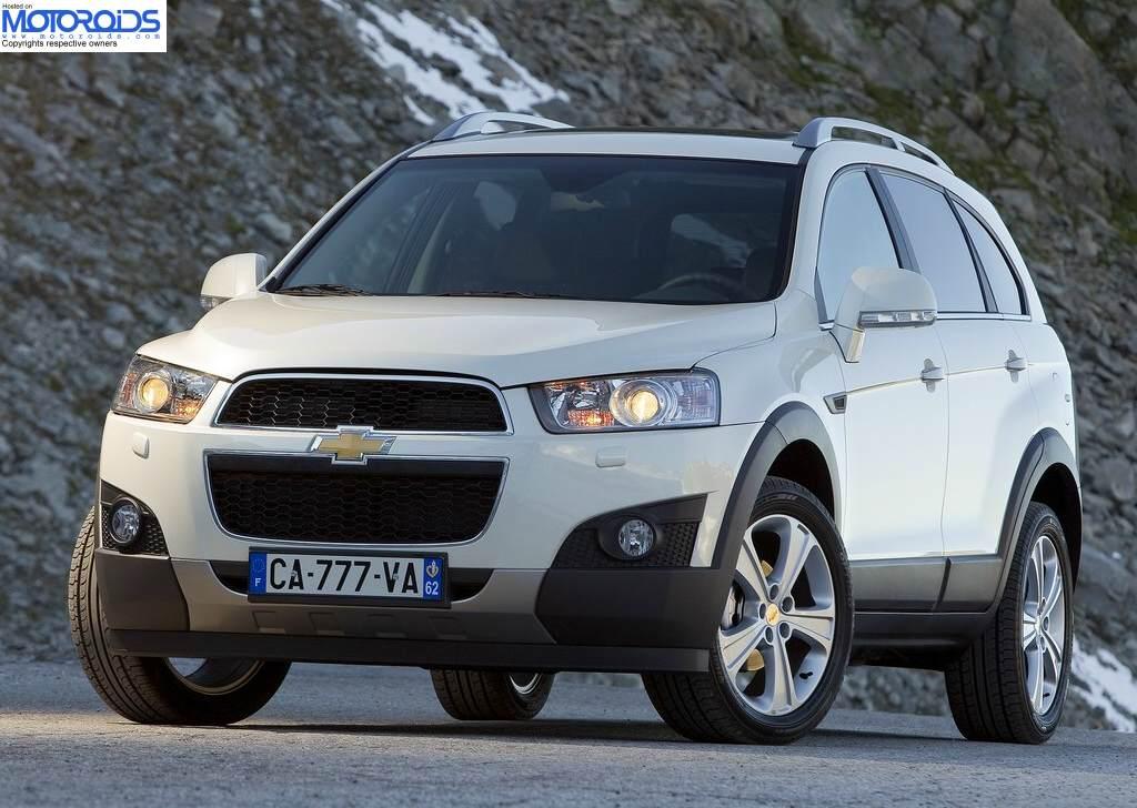 2012 Chevrolet Captiva (1)
