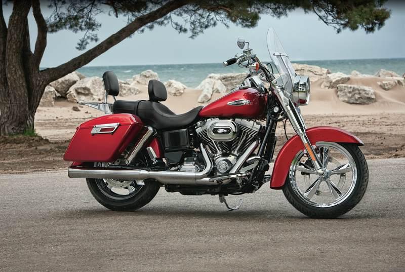 2012 Harley Davidson range (2)