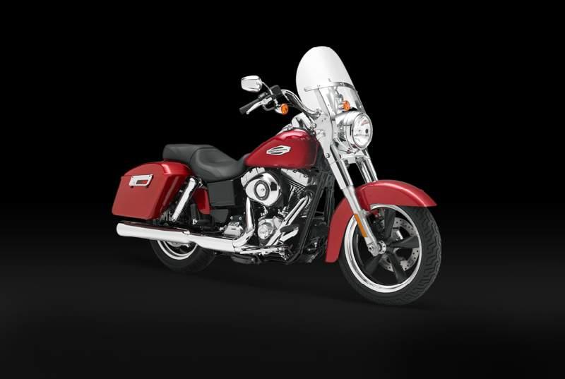 2012 Harley Davidson range (4)