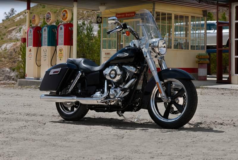 2012 Harley Davidson range (3)