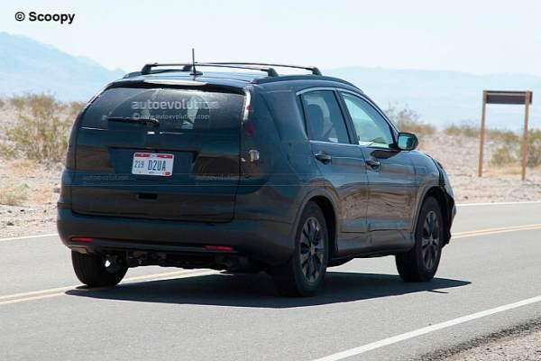 2012 Honda CR-V crossover