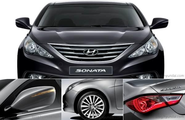 2012 Hyundai Sonata YF