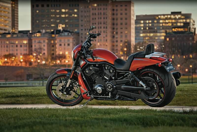 2012 Harley Davidson range (5)