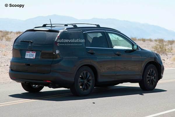 2012 new Honda CR-V