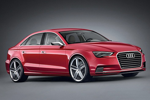 Audi-A3_Concept to be launched in India