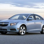 Chevrolet to introduce Cruze upgrade later this year