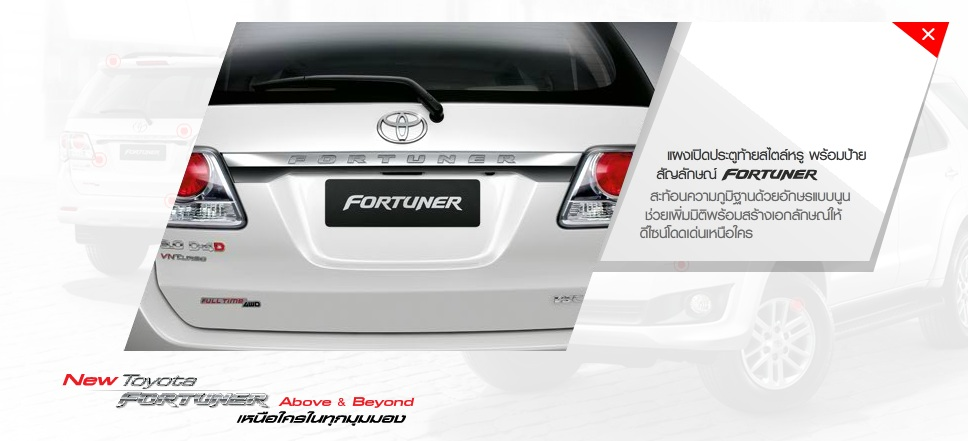 Chrome-with-FORTUNER