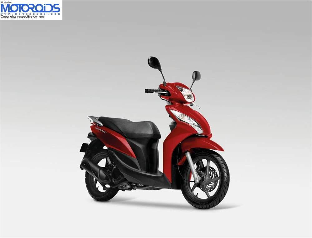 Honda Vision 110 (11)