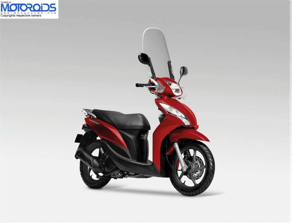 Honda Vision 110 (1)