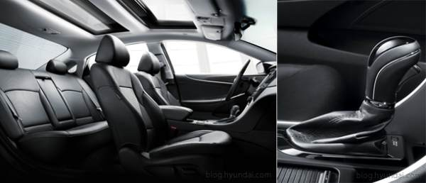 New Sonata interior